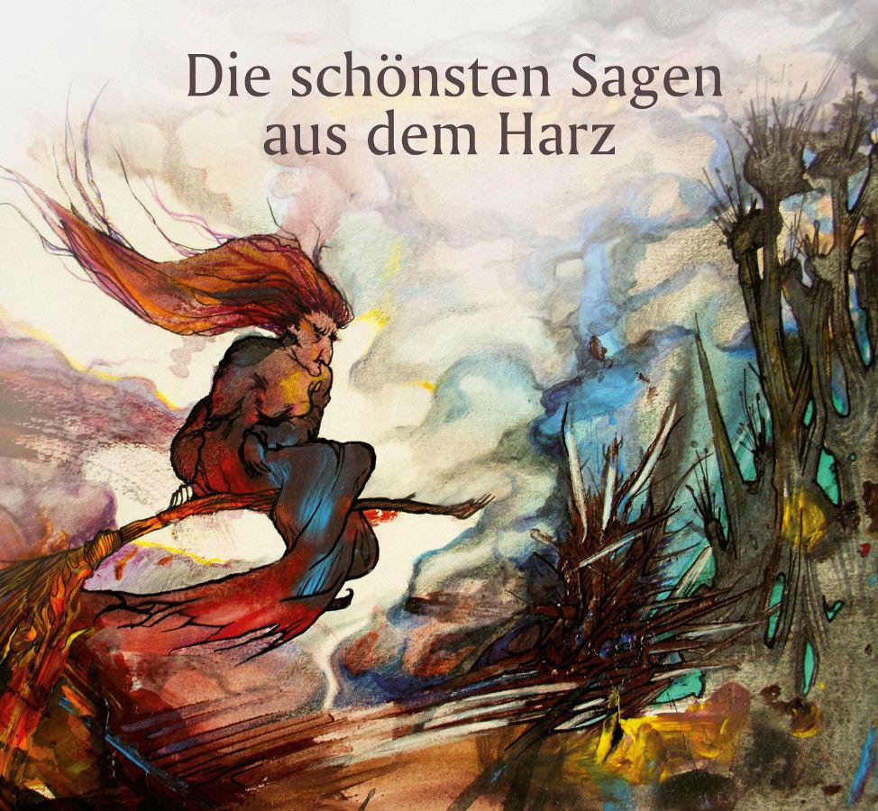 Luise Bussert: Die schönsten Sagen aus dem Harz