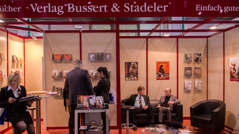 Auf unserer Messepräsentation während der Leipziger Buchmesse sind Sie ein willkommener Gast!