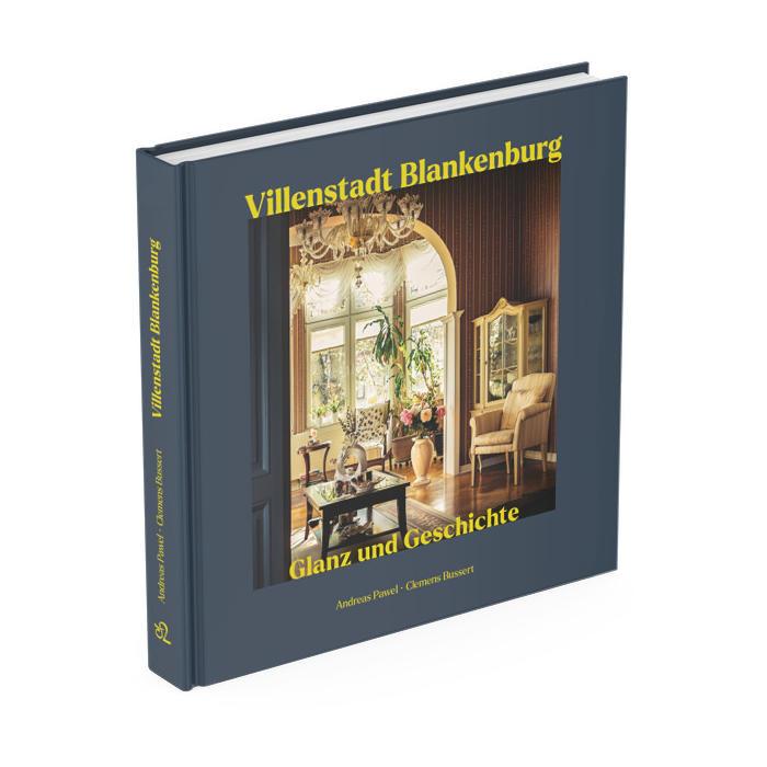 Villen in Blankenburg Glanz und Geschichte